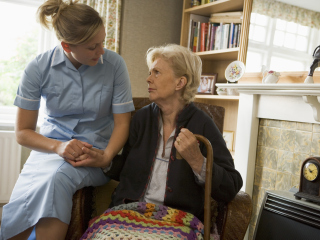 Home Health Training Aide — Home Health.
