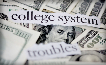 college system troubles