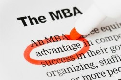 MBA advantage