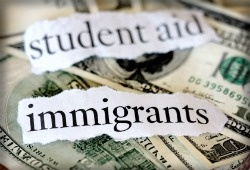Student aid for immigrants