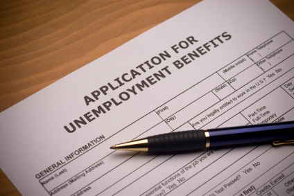unemployment application