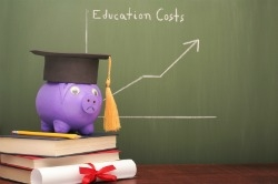 Rising education costs