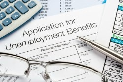 Application for Unemployment Benefits