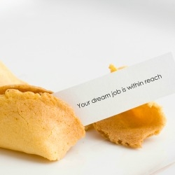 Career Fortune Cookie