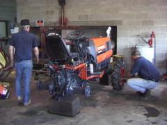 Farm Equipment Mechanics Schools And Careers