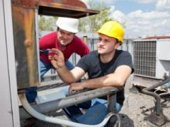 HVAC Mechanics And Installers image